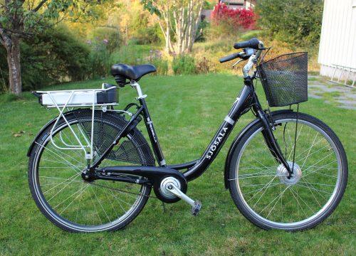 Vélo électrique Moma bikes
