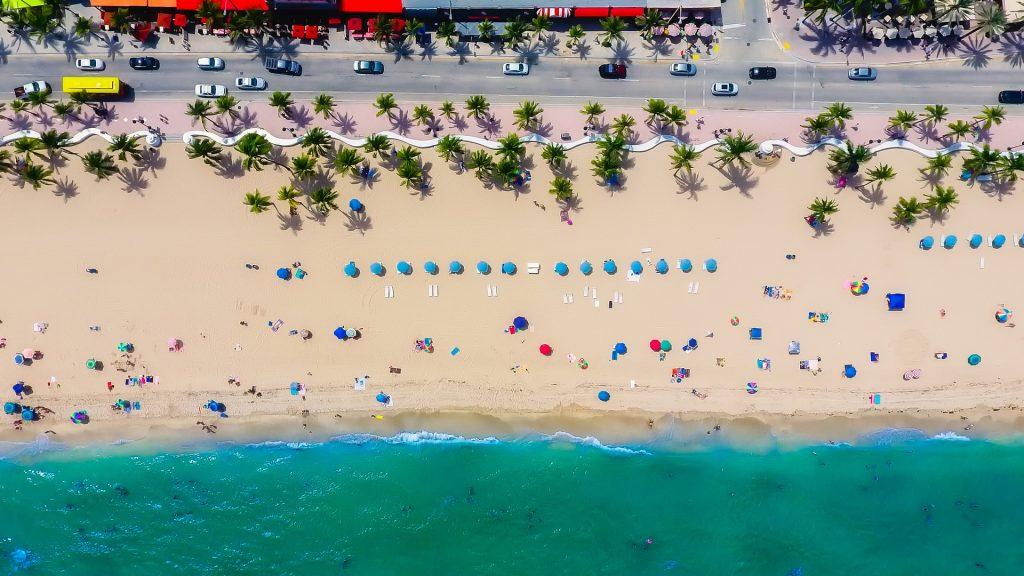 Premier séjour en Floride