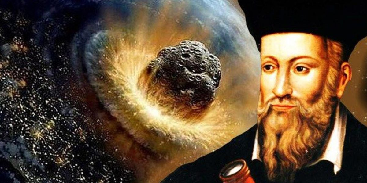 prédictions du prophète Nostradamus