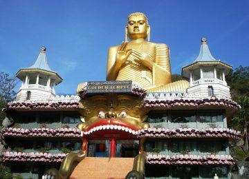 Voyage touristique au Sri Lanka